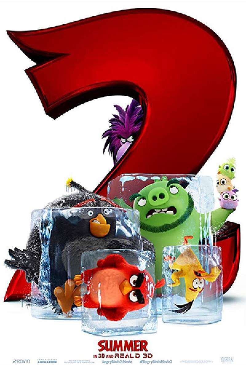 Bild zu The Angry Birds Movie 2 von Thurop Van Orman, John Rice