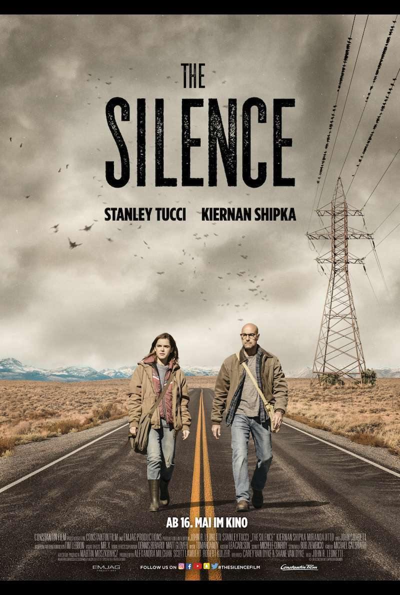 Filmplakat zu The Silence (2019)