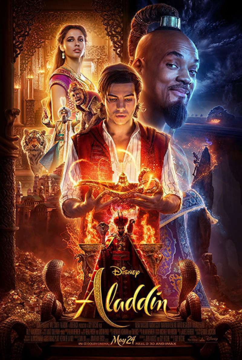 Aladdin Bewertung