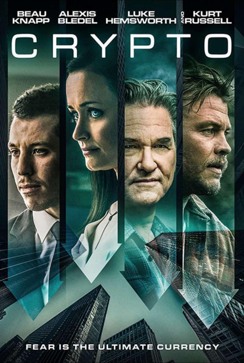 Crypto (2019)   Film, Trailer, Kritik