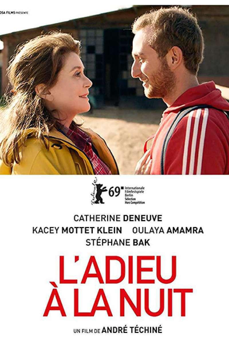 Ladieu à La Nuit 2019 Film Trailer Kritik