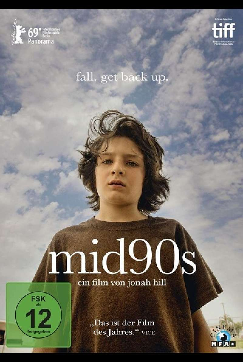 Mid90s - DVD-Cover