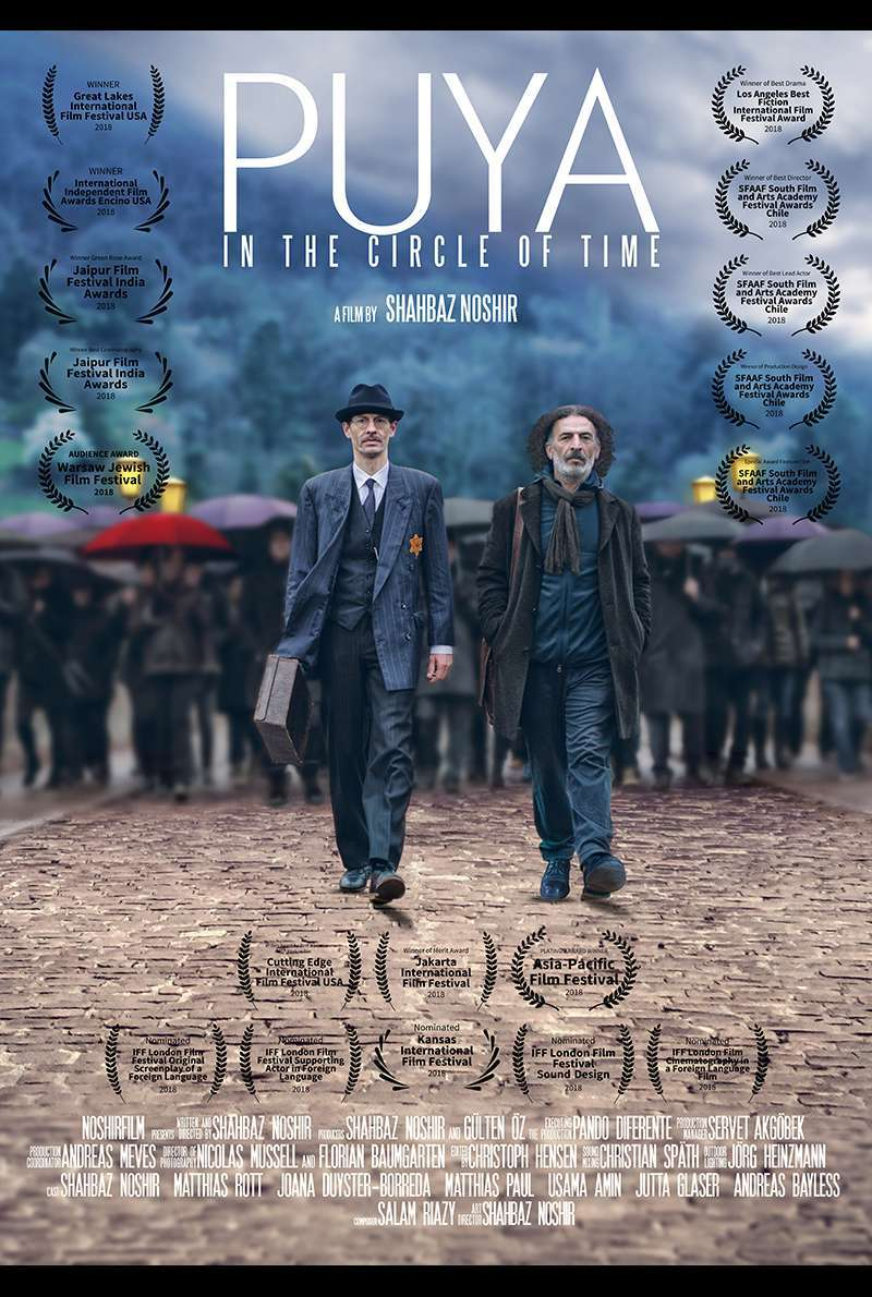 Filmplakat zu Puya: In the Circle of Time (2018)