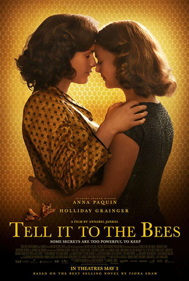 Bild zu Tell It to the Bees von Annabel Jankel