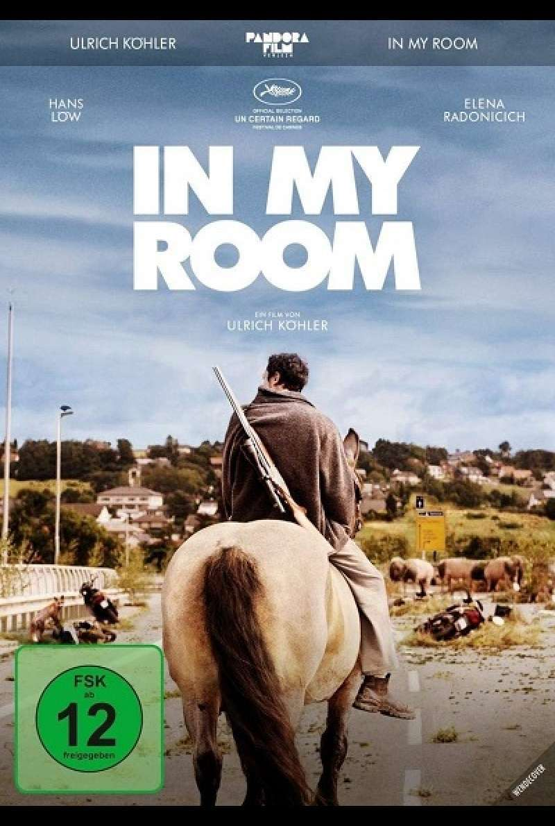 In My Room - DVD-Cover