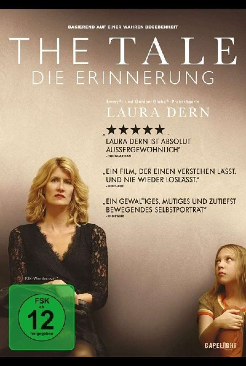 The Tale - Die Erinnerung - DVD-Cover
