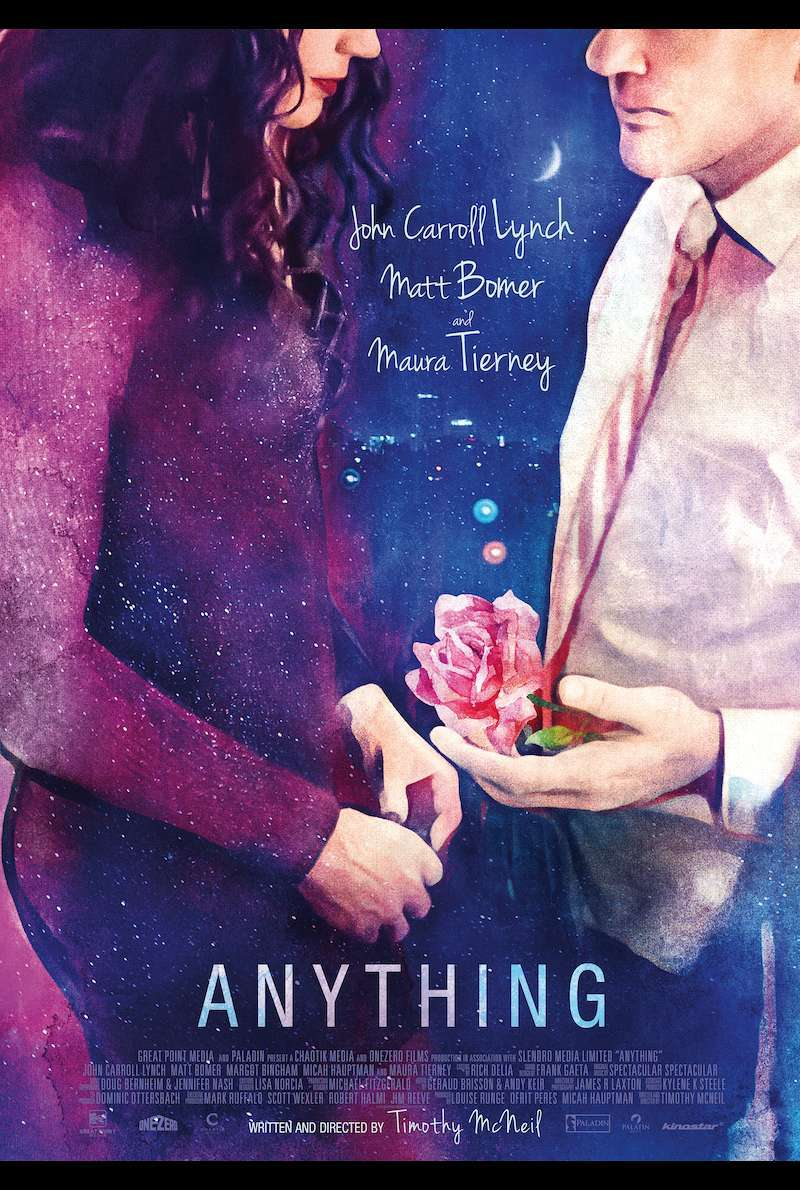Filmplakat zu Anything (2017)
