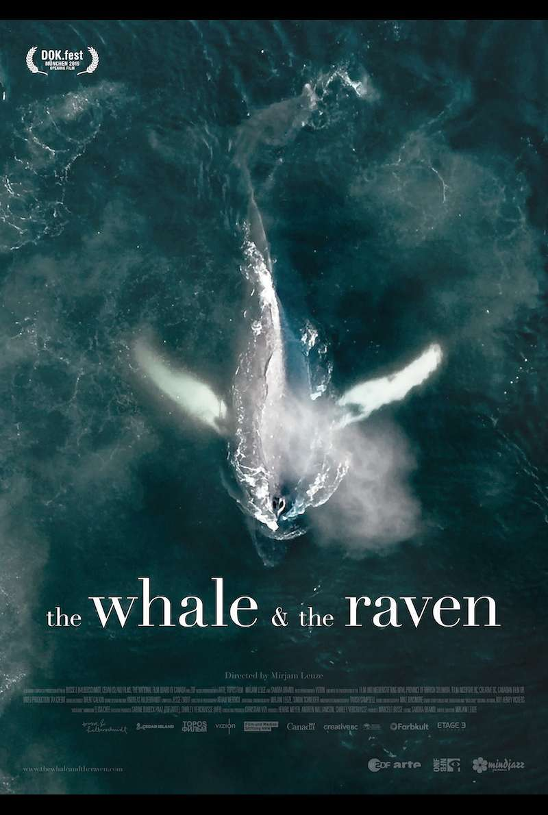 Filmplakat zu The Whale and the Raven (2019)