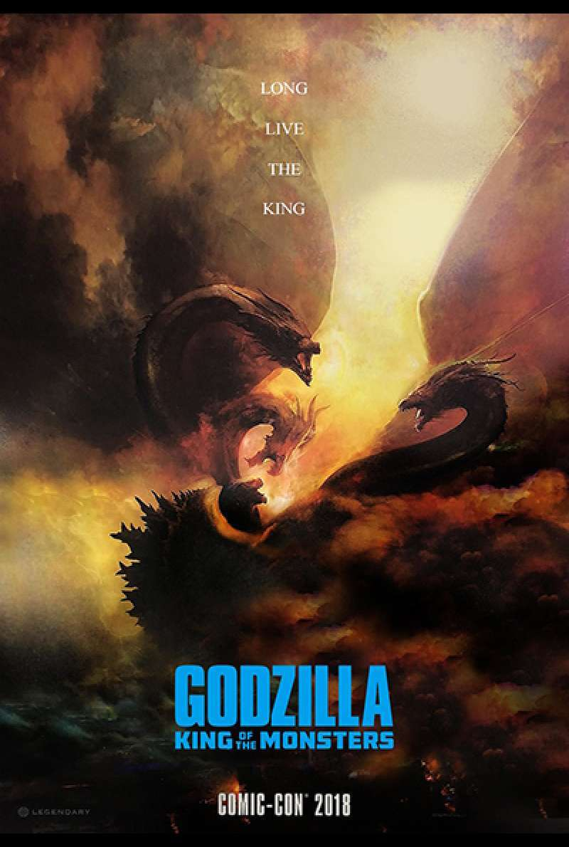 Bild zu Godzilla: King of the Monsters von Michael Dougherty
