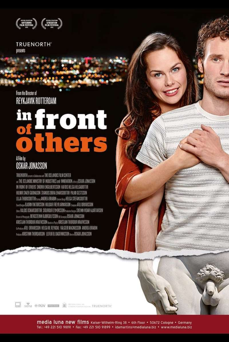 Filmplakat zu In Front of Others (2016)