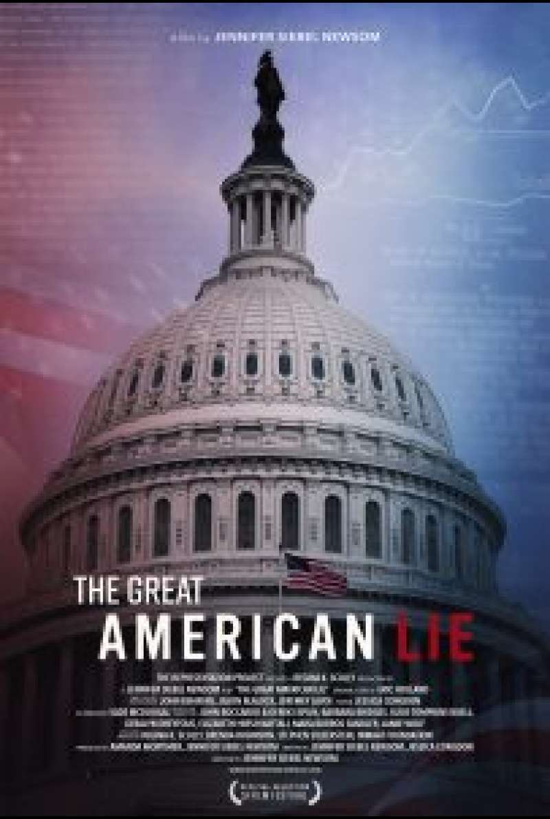 Bild zu The Great American Lie von Jennifer Siebel Newsom