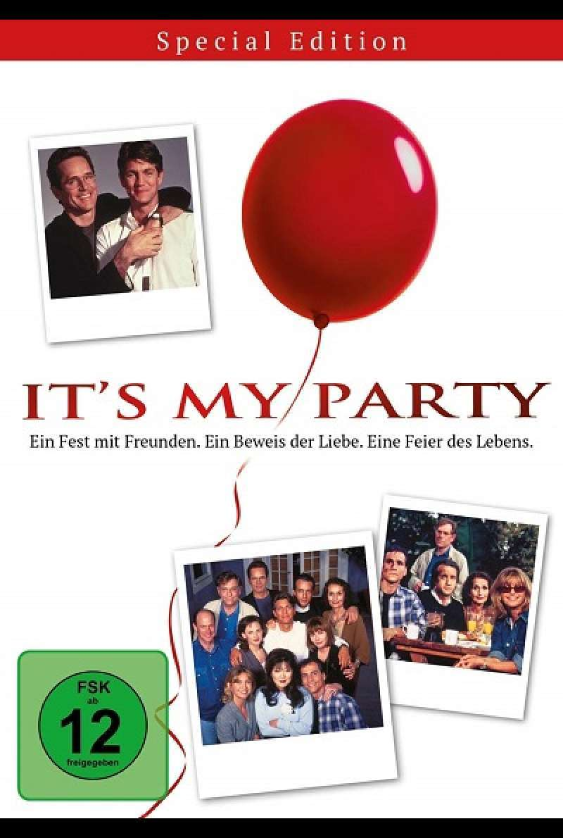 It's My Party - DVD-Cover