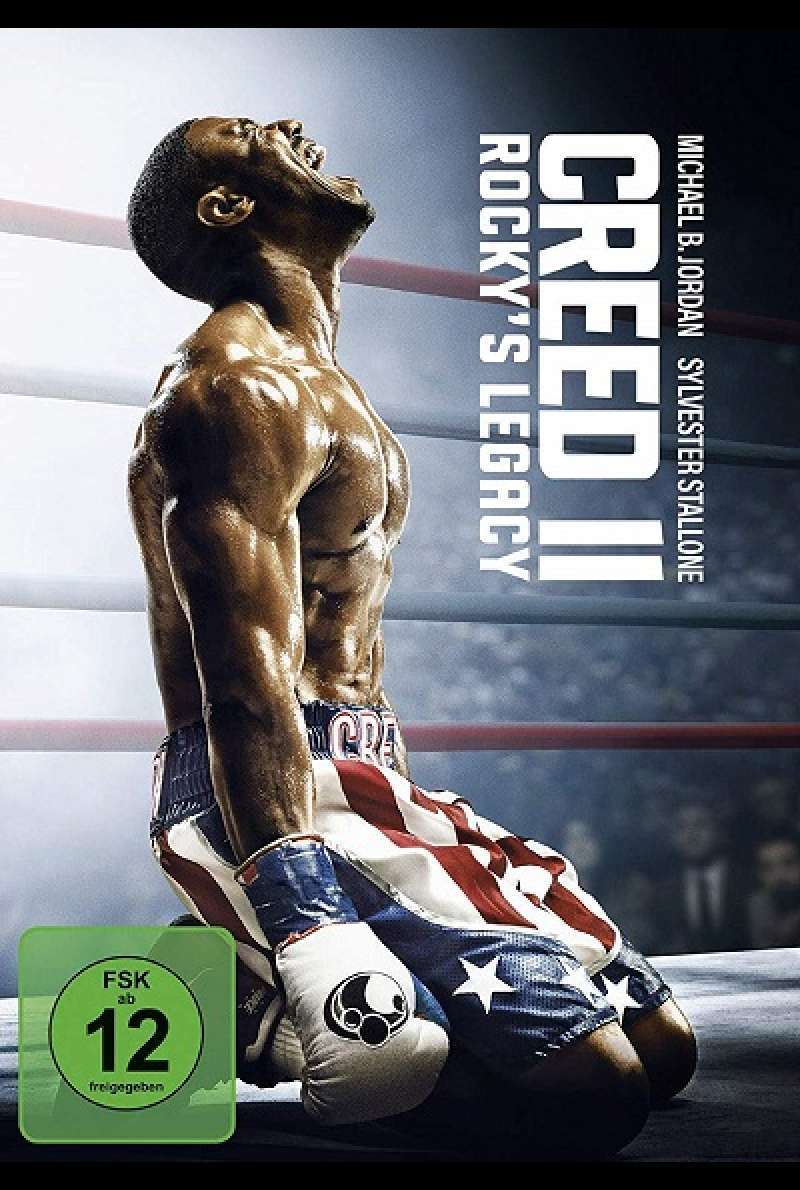 Creed II - DVD-Cover