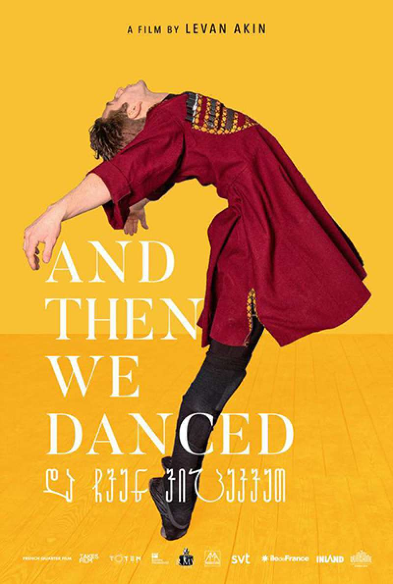 Bild zu And Then We Danced von Levan Akin