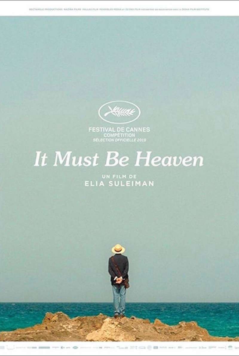 Bild zu It Must Be Heaven von Elia Suleiman