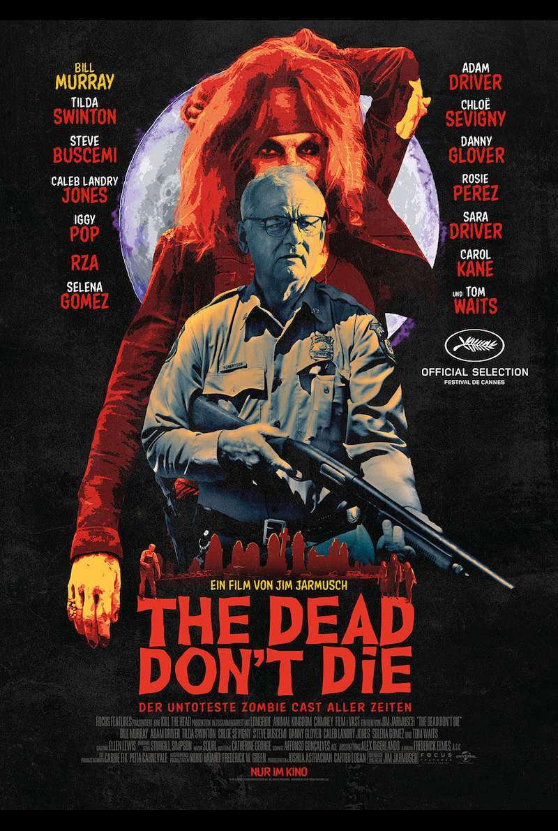 Character Poster 2 zu The Dead Don't Die (2019)