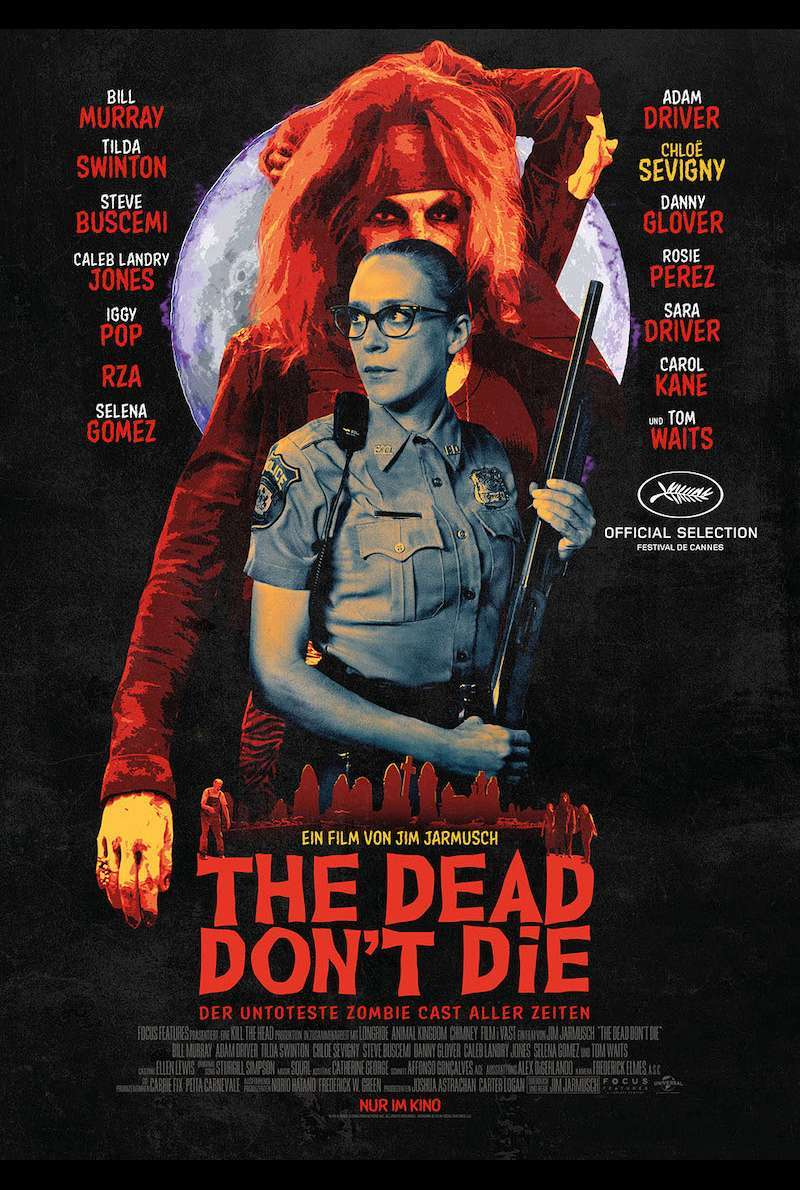 Character Poster 3 zu The Dead Don't Die (2019)