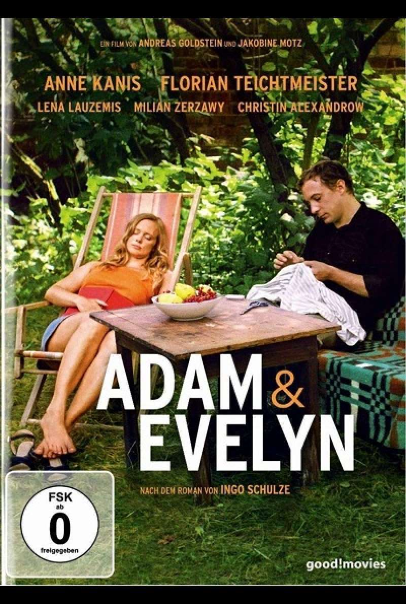 Adam und Evelyn - DVD-Cover