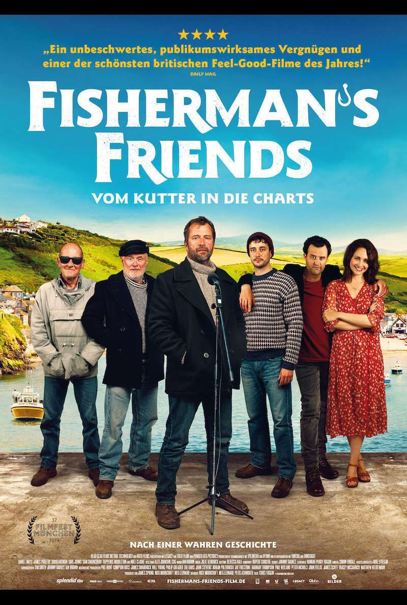 Filmplakat zu Fisherman's Friends (2019)