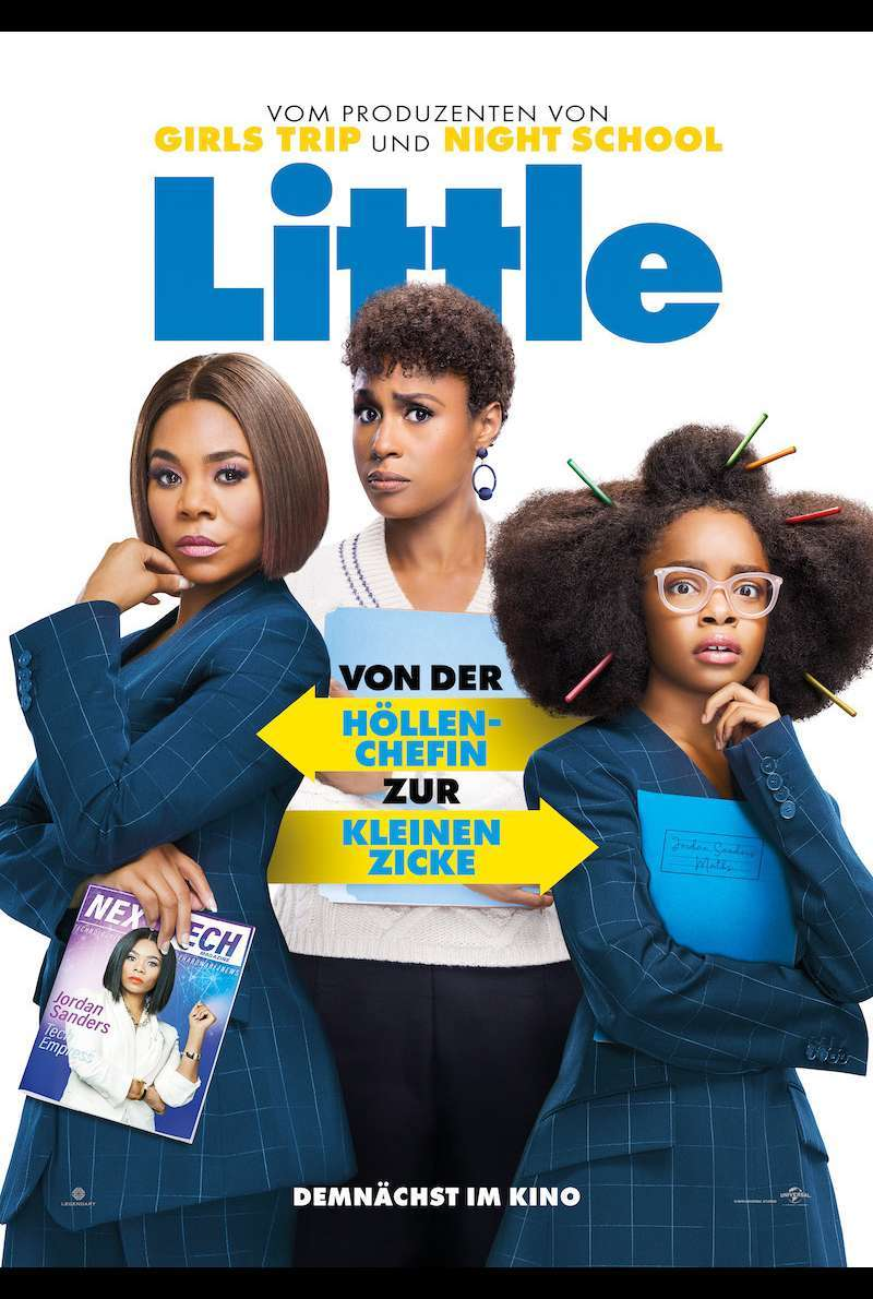 Filmplakat (2019) zu Little (2019)