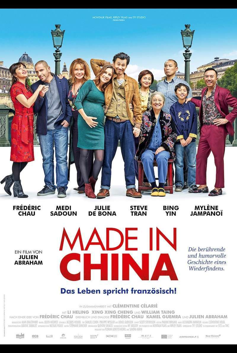 Filmplakat zu Made in China (2019)