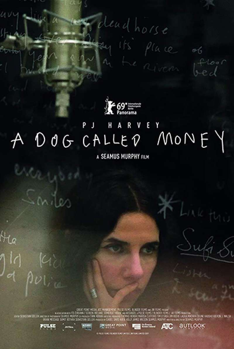 Bild zu PJ Harvey - A Dog Called Money von Seamus Murphy