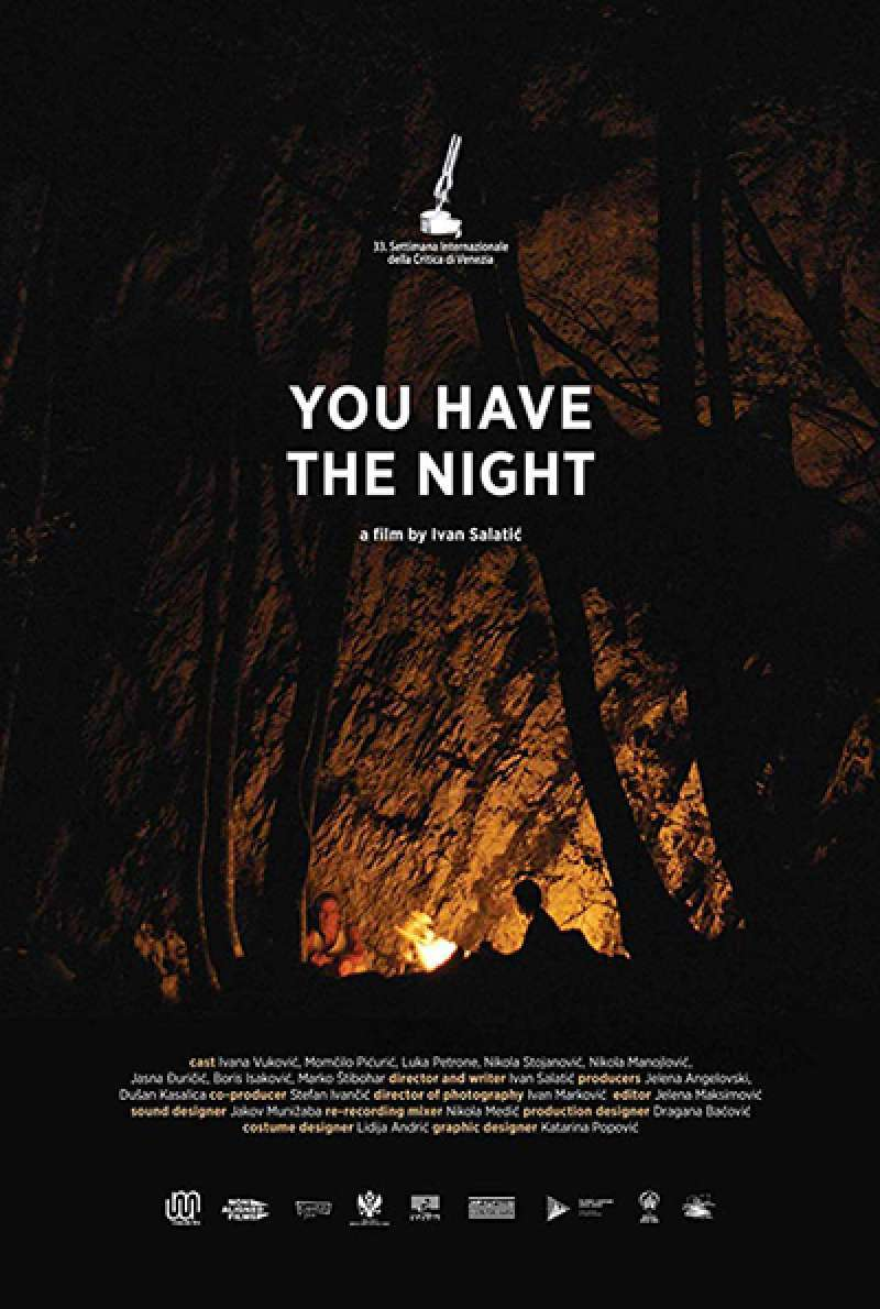 Bild zu You Have the Night von Ivan Salatić