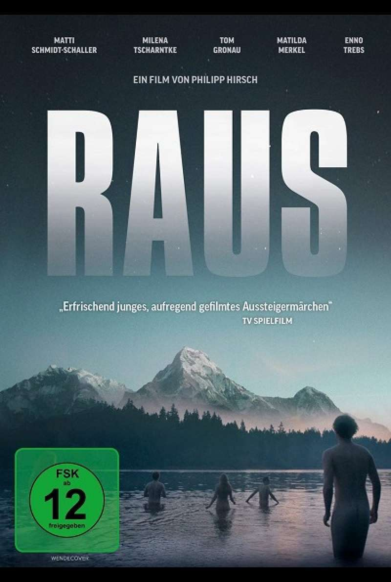 Raus - DVD-Cover