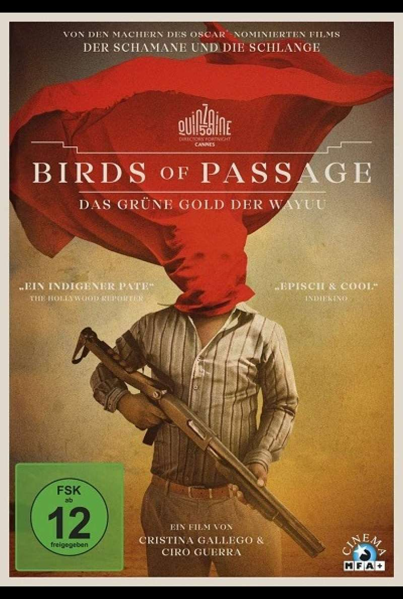 Birds of Passage - DVD-Cover