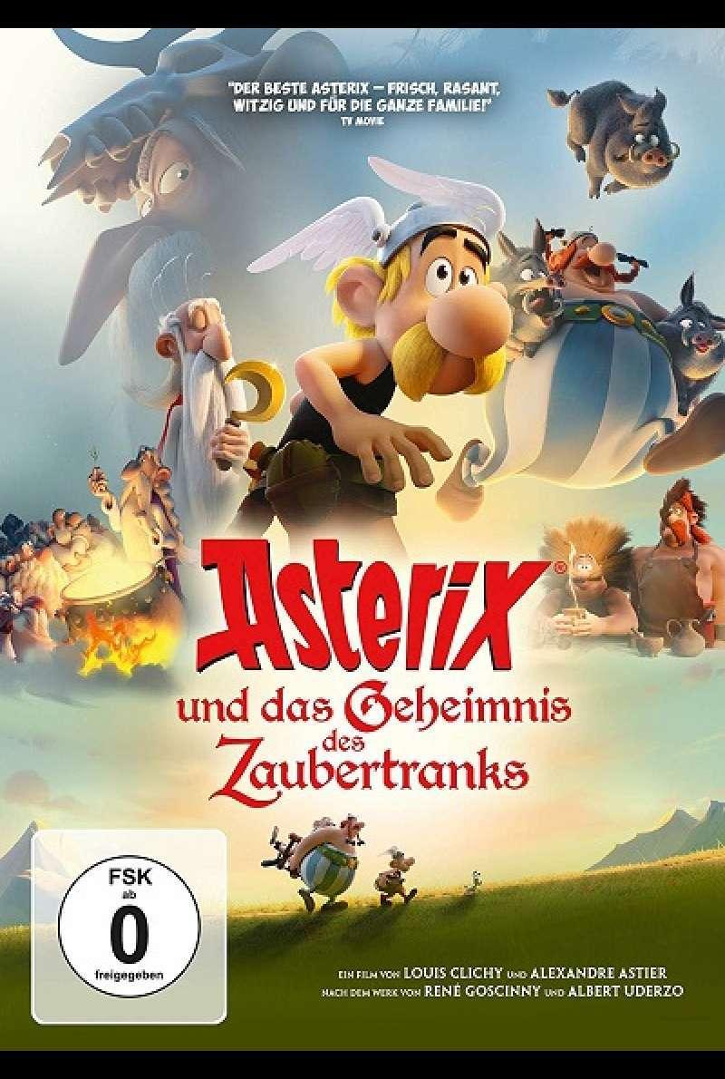 Asterix Geheimnis Zaubertrank
