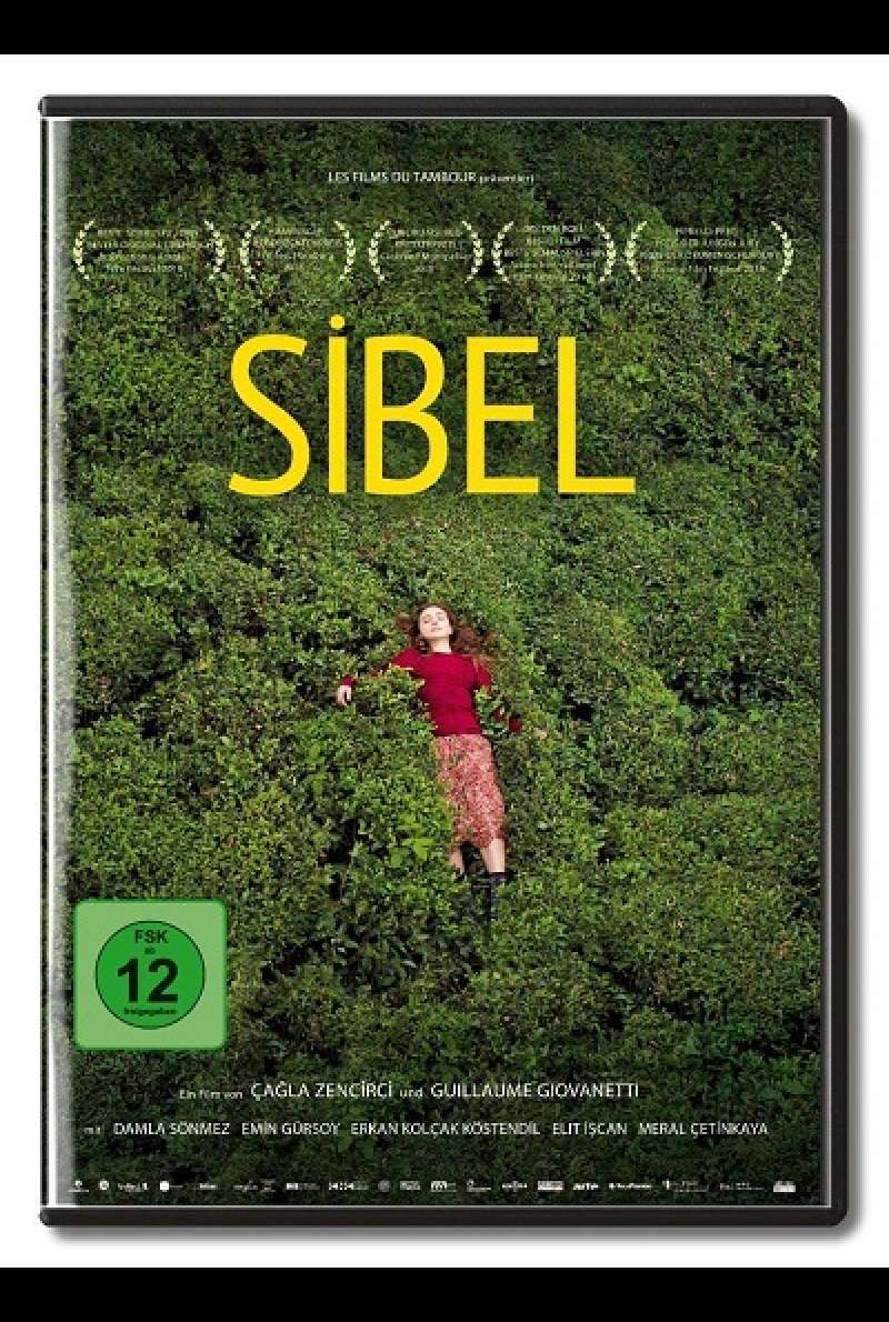 Sibel - DVD-Cover