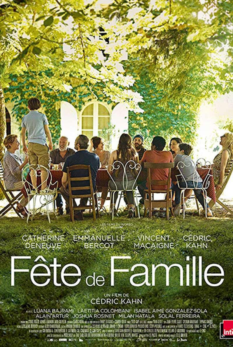 Familienfeier Film