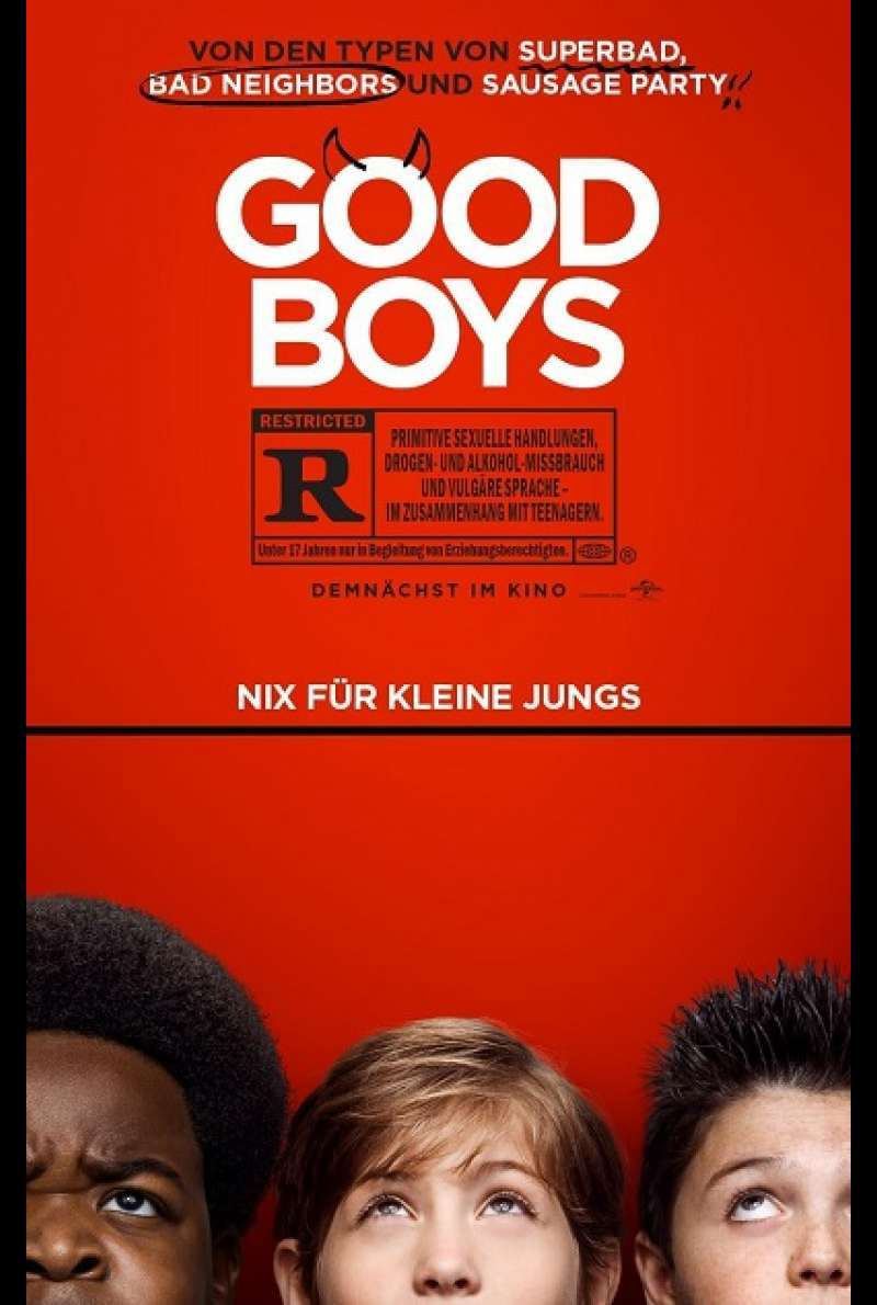 Good Boys - Filmplakat