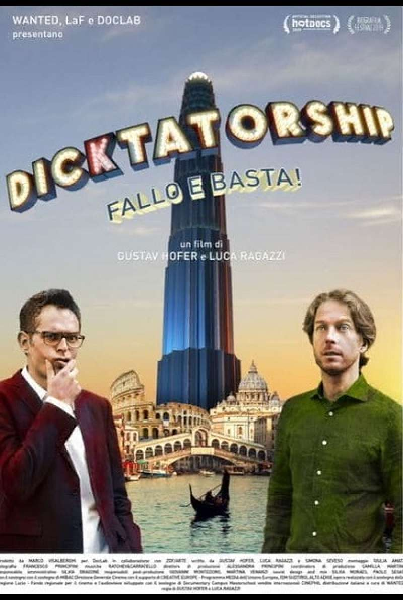 Dicktatorship - Plakat (I)