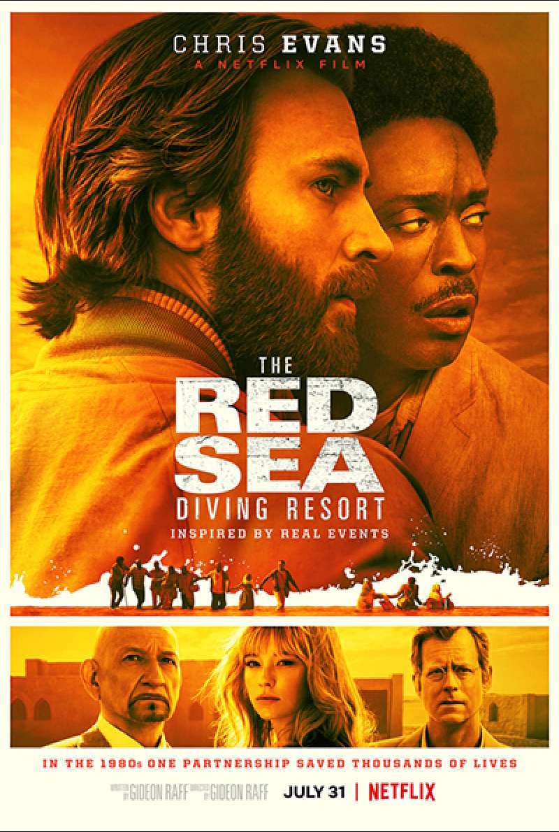 Bild zu The Red Sea Diving Resort von Gideon Raff