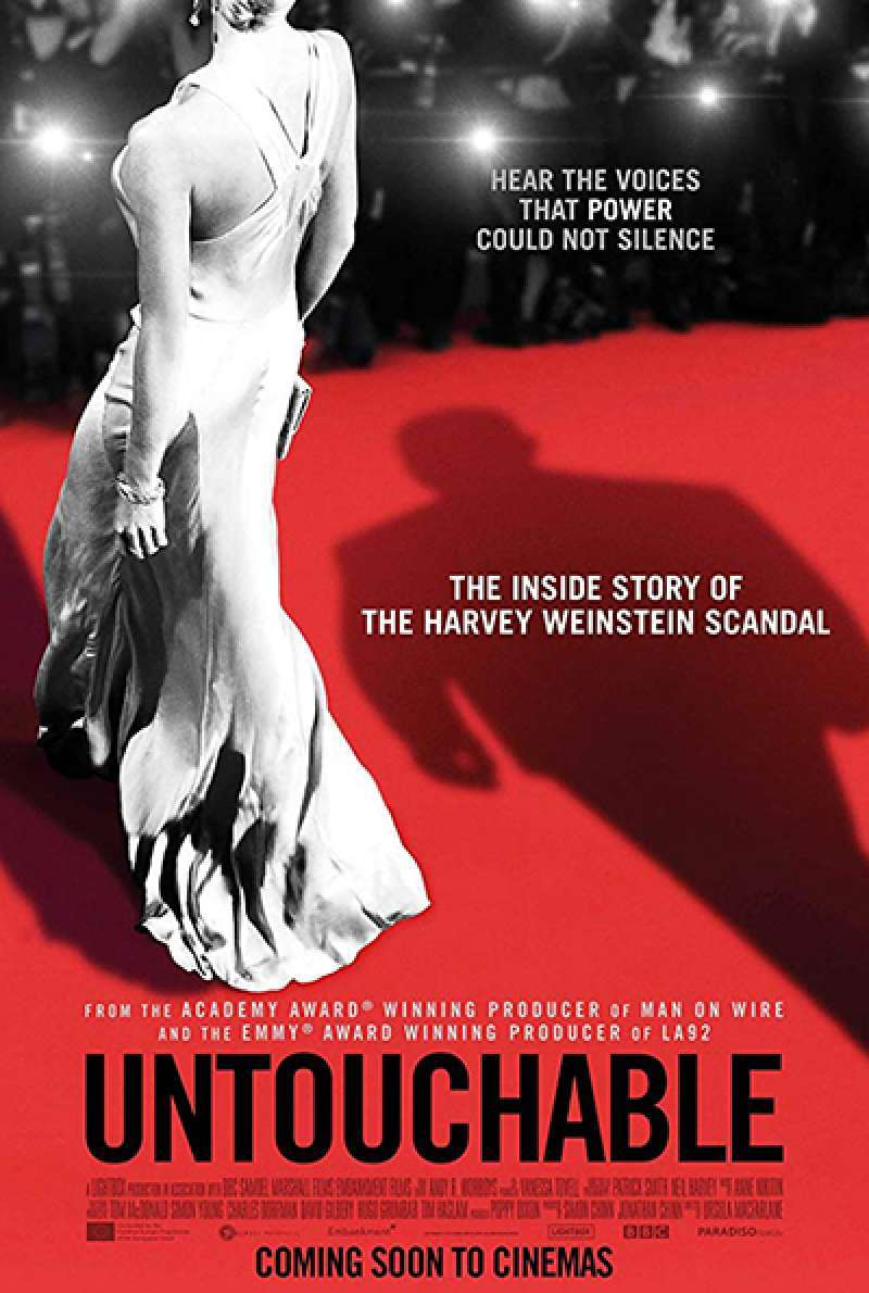 Bild zu Untouchable - The inside story of the Harvey Weinstein Scandal von Ursula Macfarlane
