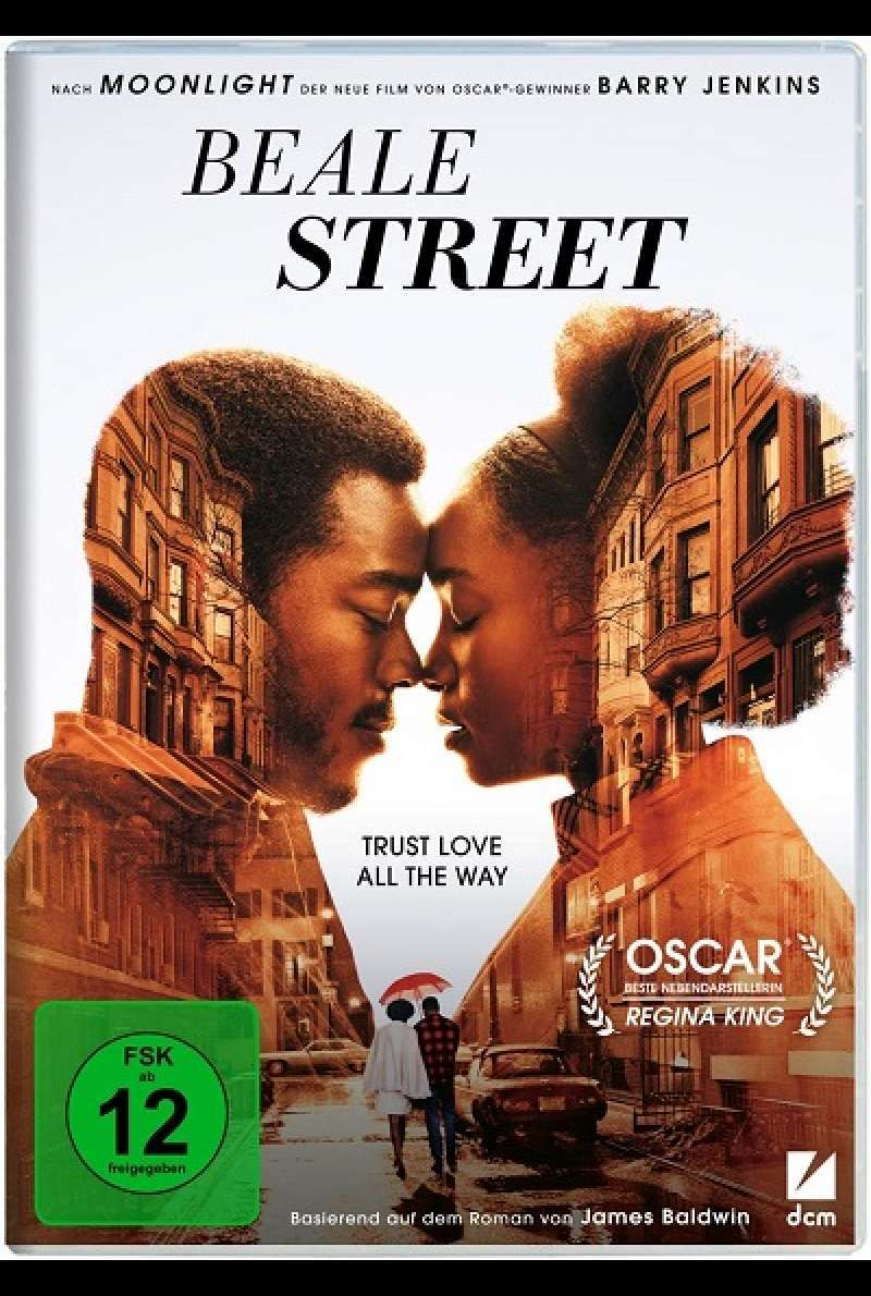 Beale Street - DVD-Cover