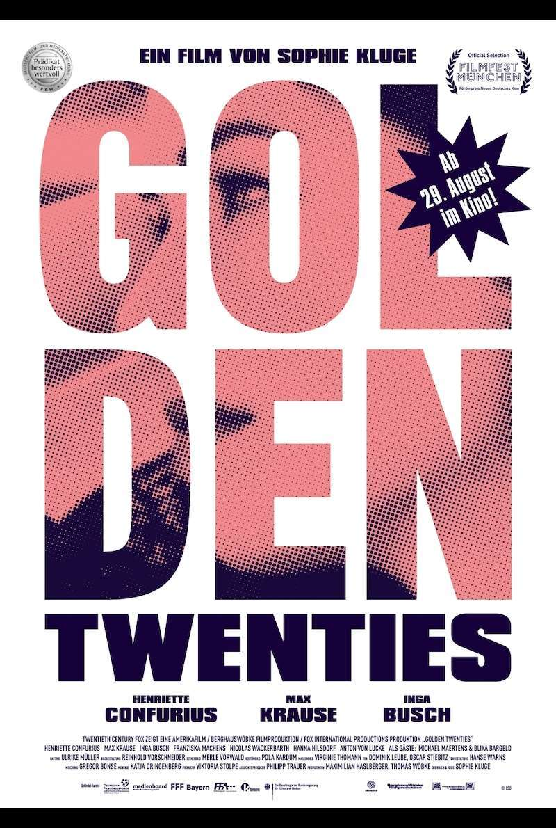 Filmplakat zu Golden Twenties (2019)