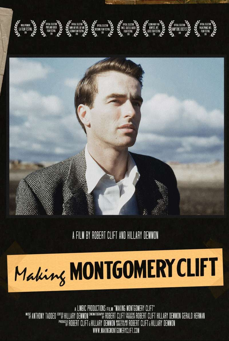 Bild zu Making Montgomery Clift von Robert Anderson Clift, Hillary Demmon