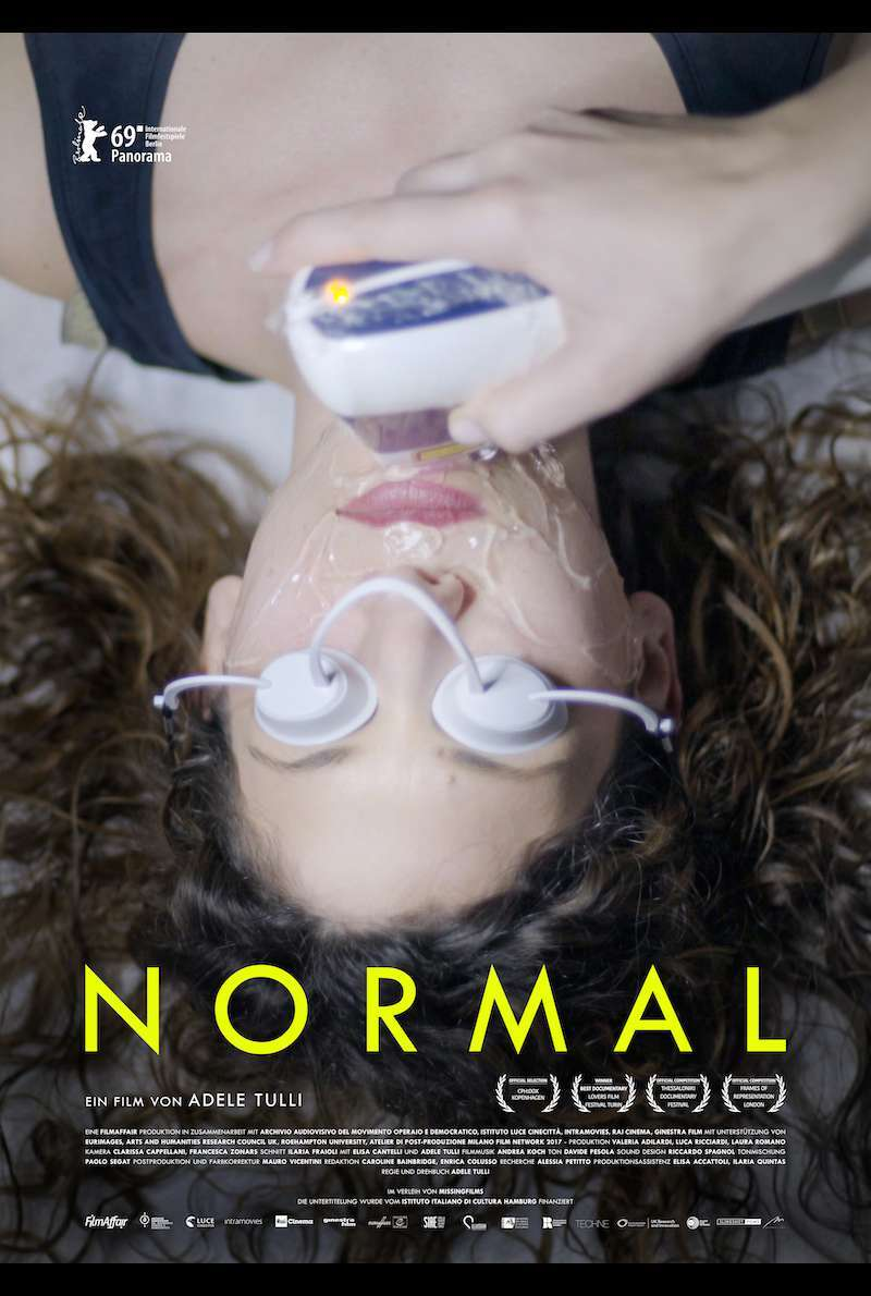 Filmplakat zu Normal (2019)