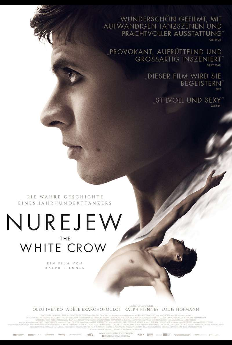 Filmplakat zu Nurejew - The White Crow (2018)