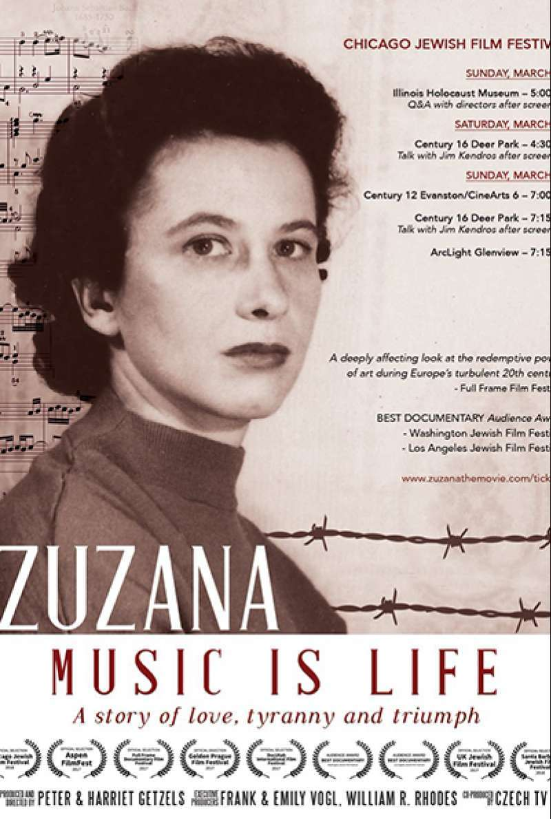 Bild zu Zuzana: Music is Life von Peter Getzels, Harriet Gordon Getzels