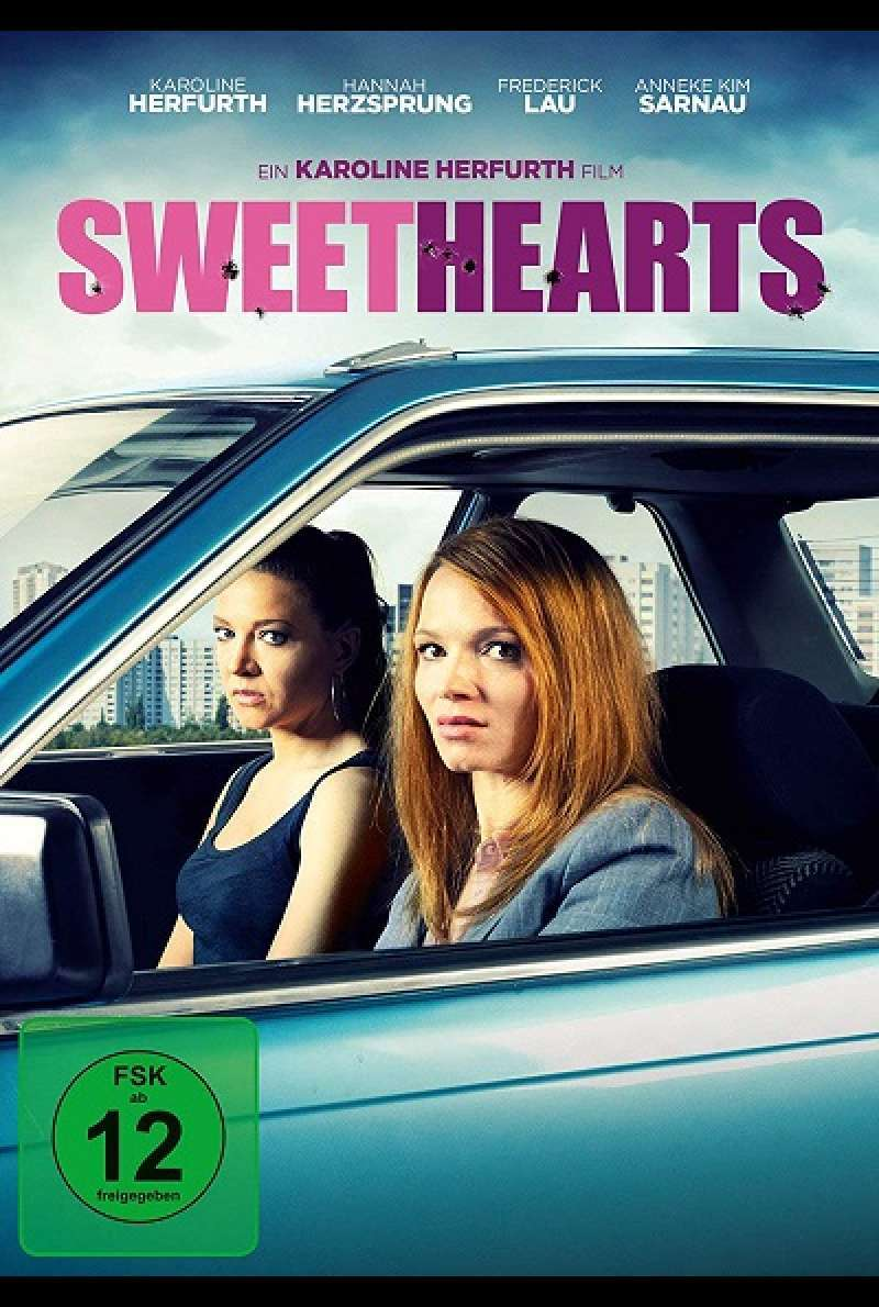 Sweethearts - DVD-Cover