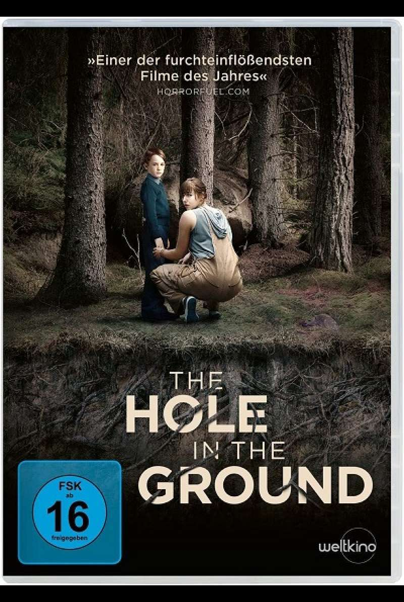 The Hole in the Ground - DVD-Cover