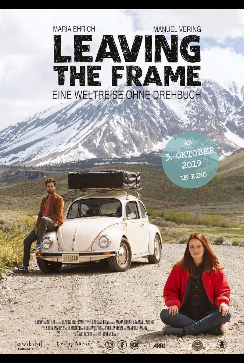 Filmplakat zu Leaving the Frame (2019)