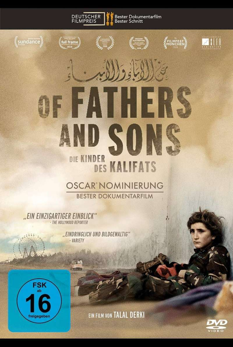 Of Fathers and Sons DVD Cover