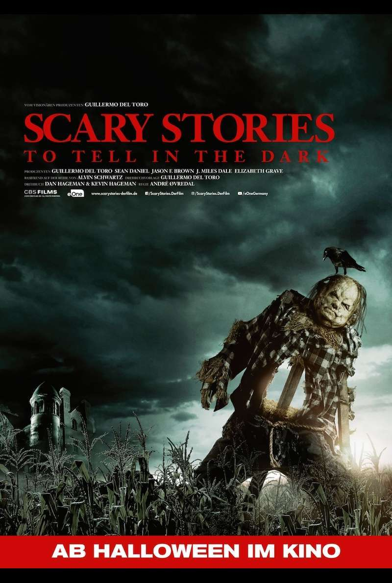 Filmplakat zu Scary Stories to Tell in the Dark (2019)