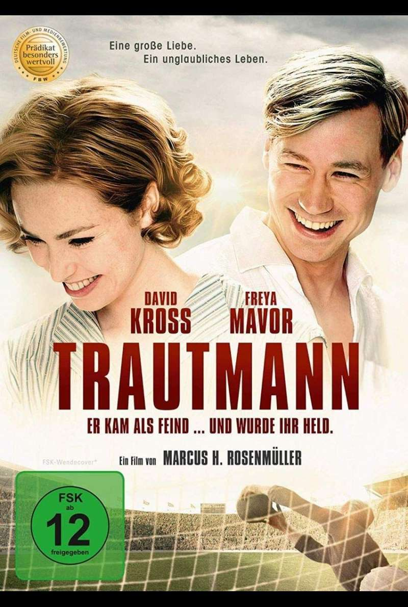 """Trautmann"" DVD Cover"