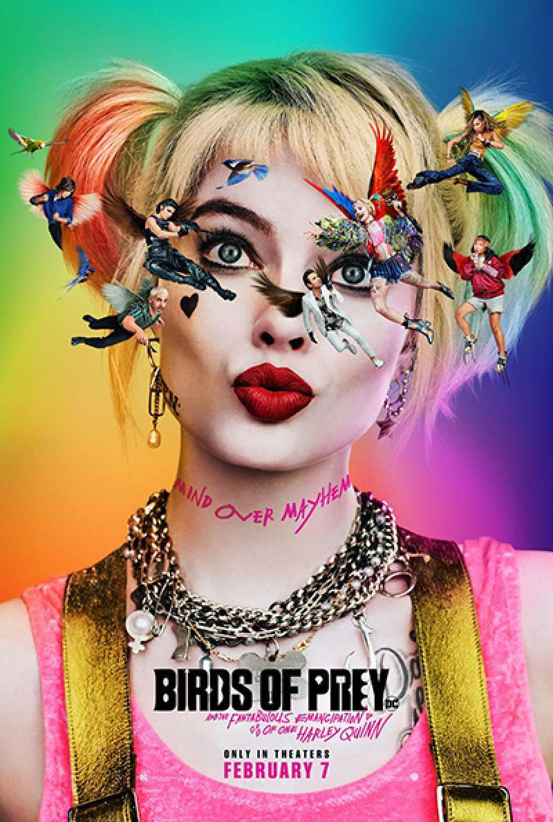 Bild zu Birds of Prey: The Emancipation of Harley Quinn von Cathy Yan