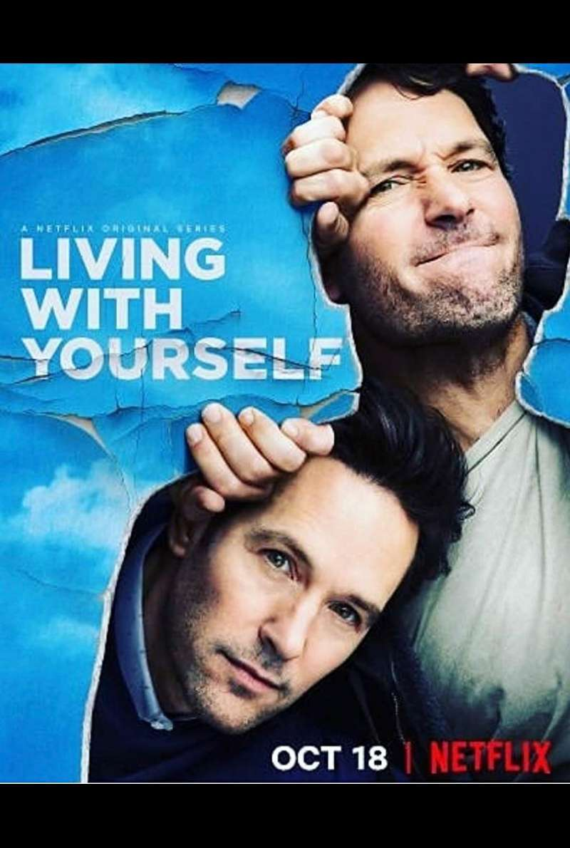 Bild zu Living with Yourself (TV-Serie)